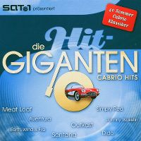 Cover  - Die Hit-Giganten - Cabrio Hits