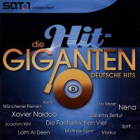 Cover  - Die Hit-Giganten - Deutsche Hits