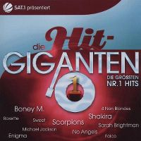 Cover  - Die Hit-Giganten - Die grössten Nr. 1 Hits
