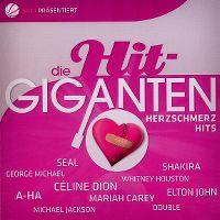 Cover  - Die Hit-Giganten - Herzschmerz Hits