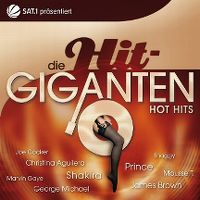 Cover  - Die Hit-Giganten - Hot Hits