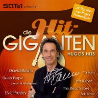 Cover  - Die Hit-Giganten - Hugos Hits