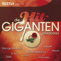 Cover  - Die Hit-Giganten - Lovesongs