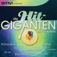Cover  - Die Hit-Giganten - Partyklassiker