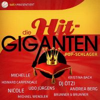 Cover  - Die Hit-Giganten - Pop-Schlager
