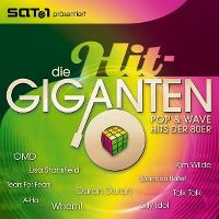Cover  - Die Hit-Giganten - Pop & Wave Hits der 80er