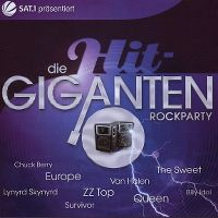 Cover  - Die Hit-Giganten - Rockparty