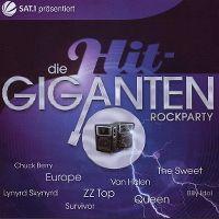 Cover  - Die Hit-Giganten - Rockparty