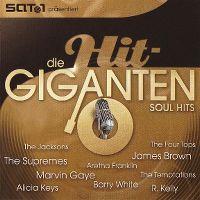Cover  - Die Hit-Giganten - Soul Hits