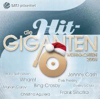 Cover  - Die Hit-Giganten - Weihnachten 2008