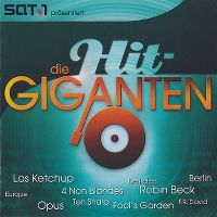 Cover  - Die Hit-Giganten