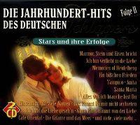 Cover  - Die Jahrhundert-Hits des deutschen Schlagers - Folge II