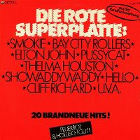 Cover  - Die rote Superplatte