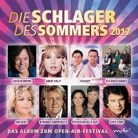 Cover  - Die Schlager des Sommers 2017