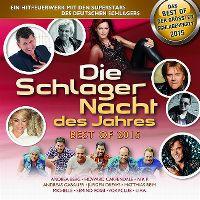 Cover  - Die Schlager Nacht des Jahres - Best Of 2015