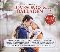 Cover  - Die schönsten Lovesongs & Balladen