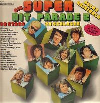 Cover  - Die Super-Hitparade 2 (74)