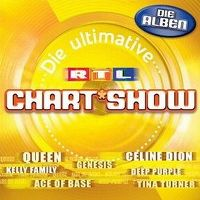 Cover  - Die ultimative Chart Show - Die Alben