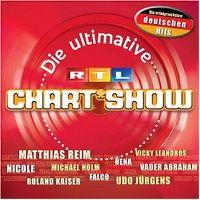 Cover  - Die ultimative Chart Show - Die erfolgreichsten deutschen Hits