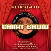 Cover  - Die ultimative Chart Show - Die erfolgreichsten Musical-Hits aller Zeiten