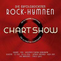 Cover  - Die ultimative Chart Show - Die erfolgreichsten Rock-Hymnen