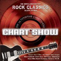 Cover  - Die ultimative Chart Show - Die erfolgreichsten Rock Classics aller Zeiten