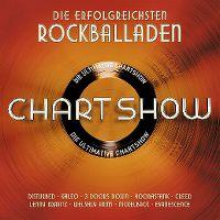 Cover  - Die ultimative Chart Show - Die erfolgreichsten Rockballaden