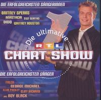 Cover  - Die ultimative Chart Show - Die erfolgreichsten Sängerinnen / Die erfolgreichsten Sänger