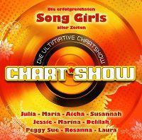 Cover  - Die ultimative Chart Show - Die erfolgreichsten Song Girls aller Zeiten