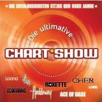 Cover  - Die ultimative Chart Show - Die erfolgreichsten Stars der 90er Jahre