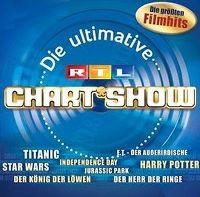 Cover  - Die ultimative Chart Show - Die größten Filmhits