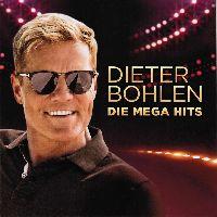 Cover  - Dieter Bohlen - Die Megahits