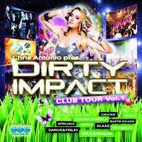 Cover  - Dirty Impact - Club Tour Vol. 1