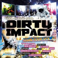 Cover  - Dirty Impact - Club Tour Vol. 4