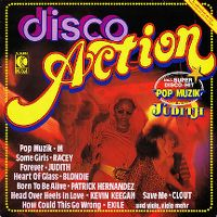 Cover  - Disco Action