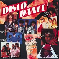 Cover  - Disco Dance