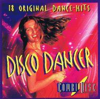 Cover  - Disco Dancer - 18 Original Dance-Hits