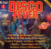 Cover  - Disco Fever