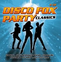 Cover  - Disco Fox Party Classics