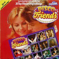 Cover  - Disco Friends