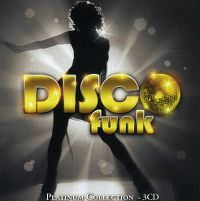 Cover  - Disco Funk - Platinum Collection