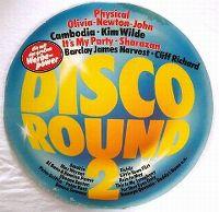 Cover  - Disco Round 2