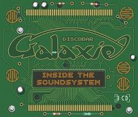 Cover  - Discobar Galaxie - Inside The Soundsystem