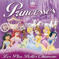 Cover  - Disney Princesses - Les plus belles chansons