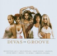 Cover  - Divas In Groove
