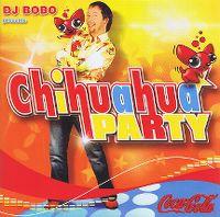 Cover  - DJ BoBo présente Chihuahua Party