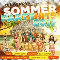 Cover  - DJ Gerry präsentiert: Sommer Party Hits 2017