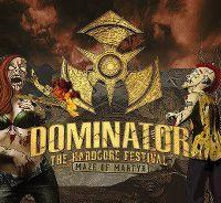 Cover  - Dominator The Hardcore Festival - Maze Of Martyr