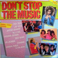 Cover  - Don't Stop The Music