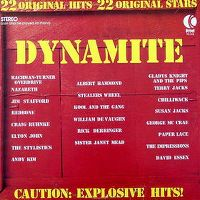 Cover  - Dynamite - Caution: Explosive Hits!